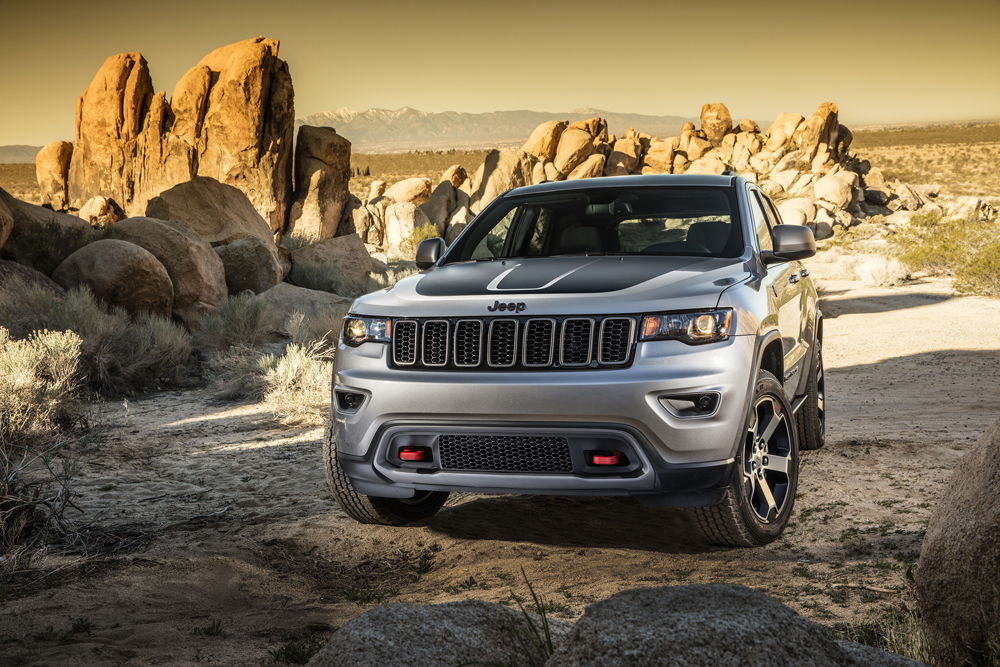 JEE Grand Cherokee Trailhawk